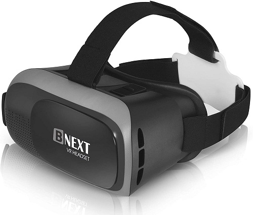 BNEXT STORE VR HEADSET COMPATIBLE WITH IPHONE AND ANDROID