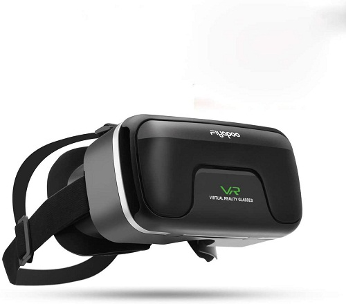 FIYAPOO VR HEADSET, VIRTUAL REALITY HEADSET3D VR GOGGLES GLASSES FOR 3D MOVIES