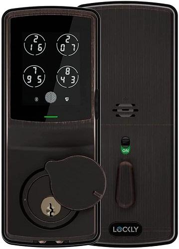 5. Lockly Bluetooth (PGD728F VB)
