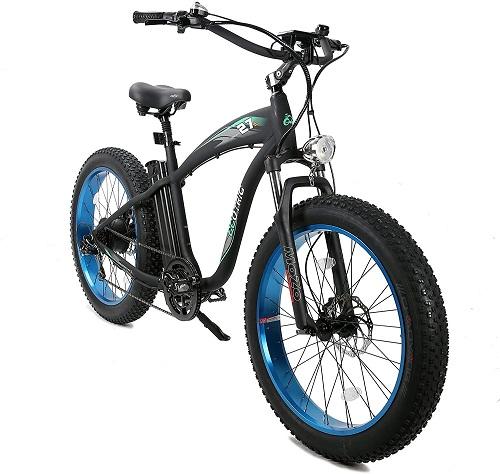 Ecotric UL certified bike