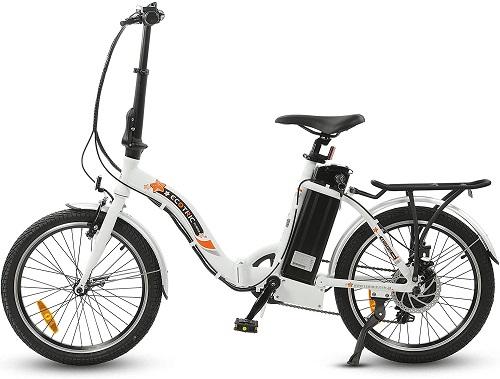 Ecotric 20'' folding electric bike